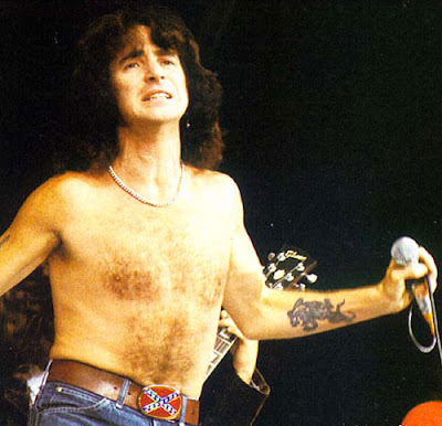 Bon Scott, AC/DC, Bon Scott Birthday July 9