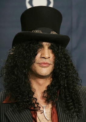 Slash, Guns n Roses, Slash Birthday July 23