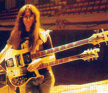 Geddy Lee, Geddy Lee Birthday July 29, Rush, Geddy Lee Bass Player