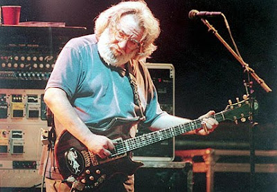Jerry Garcia Death August 9