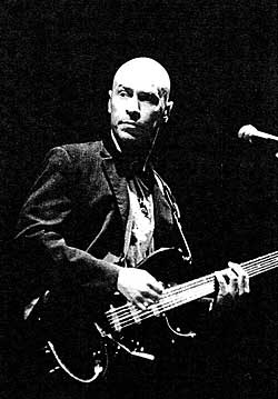 Matt Johnson, The The, Matt Johnson Birthday August 15
