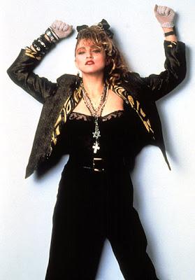 Madonna Birthday August 16