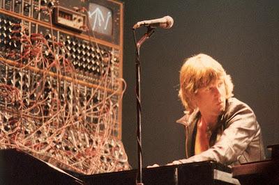 Keith Emerson, Moog, ELP