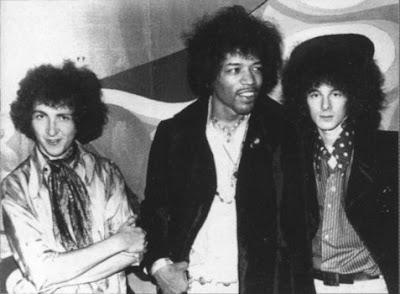 Jimi Hendrix Experience, 1966