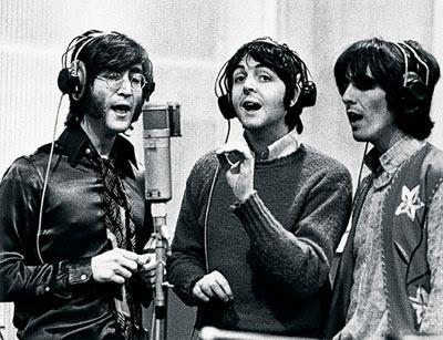 Beatles, John Lennon, Paul McCartney, George Harrison, Ringo Starr