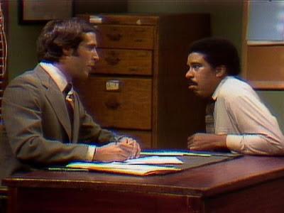 Saturday Night Live, Chevy Chase, Richard Pryor
