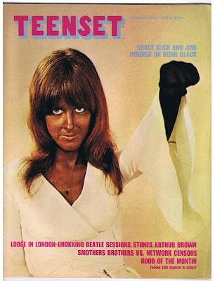 Grace Slick, Grace Slick Black Face, Grace Slick Smothers Brothers