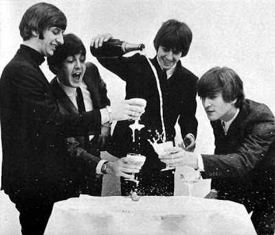 Beatles, Beatles Drinking