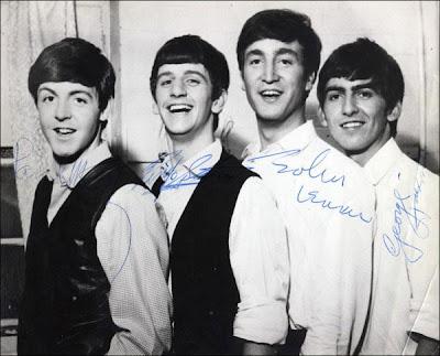 Beatles, Beatles Autograph