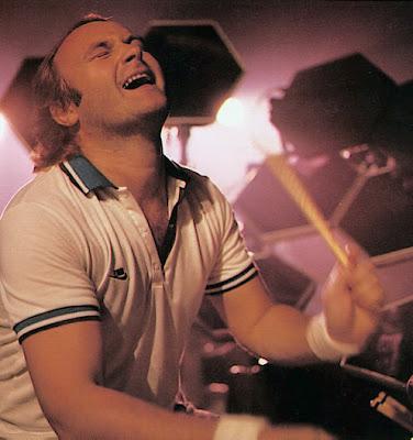 Phil Collins, Phil Collins Drummer, Genesis