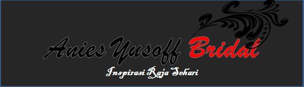 Butik Pengantin Anies Yusoff Bridal