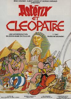Asterix y Cleopatra (1968)