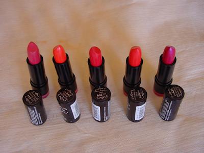 NYX Round Lipstick