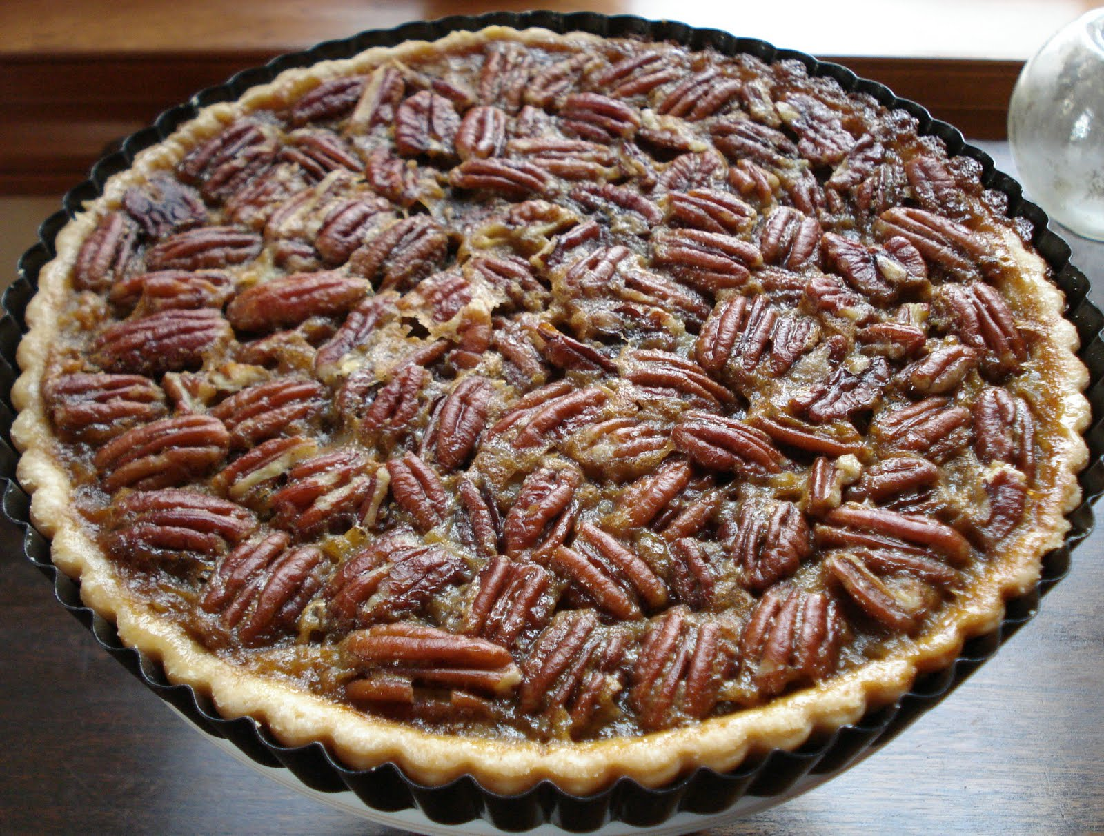 The Cookie Scoop: Pecan Praline Tart
