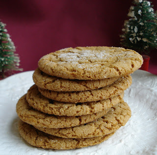 The Cookie Scoop: Swedish Ginger Cookies... a.k.a. bacon fat cookies!