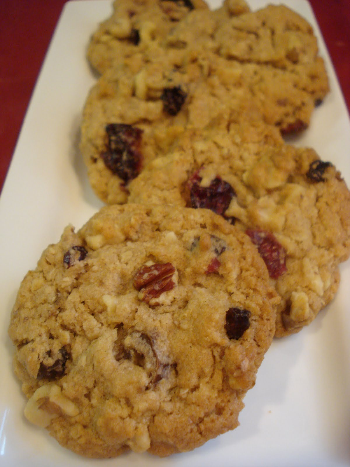 Mixed Fruit-and-Nut Cookies Recipes — Dishmaps