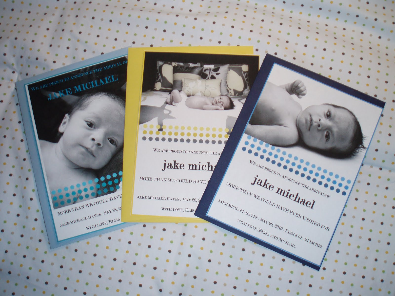 The Sugar Bee Bungalow Baby Bee Birth Announcements – Walgreens Birth Announcements