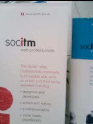 Socitm web professionals banner