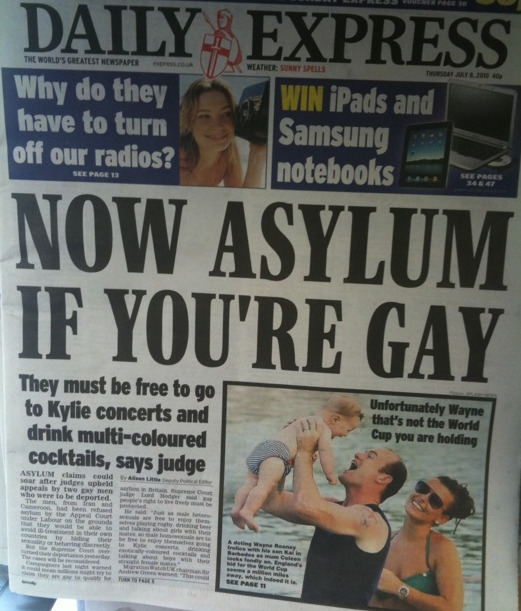 help advice asylum support lgbt seekers
