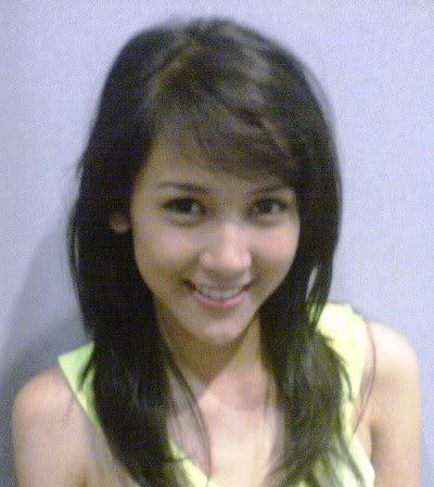 indonesian celebrity foto artis hot tika putri seksi