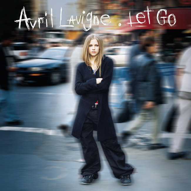 avril lavigne cd cover. FULL ALBUM DOWNLOAD LINK