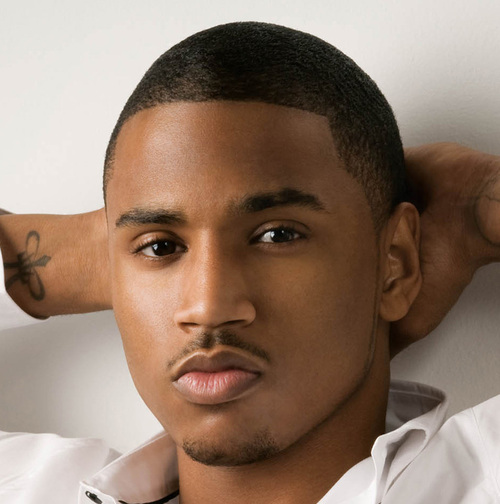 trey songz girlfriend angel. Trey+songz+girlfriend
