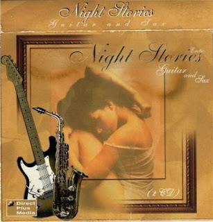 Various Artists Erotic Night Stories: Guitar and Sax