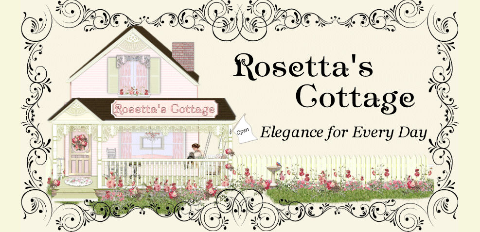 Rosetta's Cottage Interiors