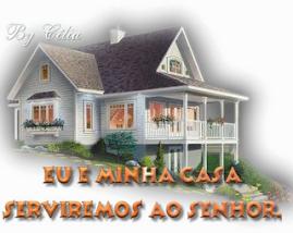 """Crê no Senhor Jesus e será salvo tu e tua casa"""" Atos 16. 31"""