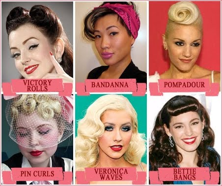 rockabilly hairstyles for women. hair rockabilly hairstyles for