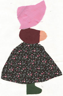 Bee In My Bonnet: Sugar Starsa new Gracie Girl Pattern