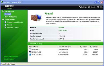 The Best Home Firewall Protection Application For Windows PC