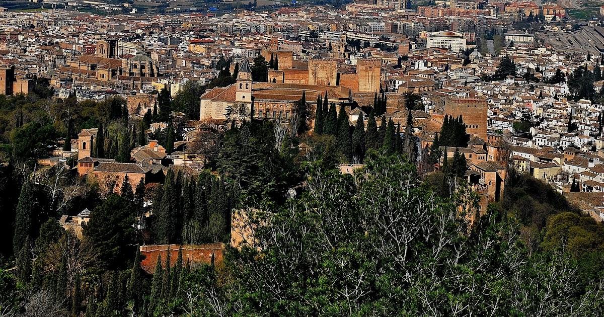 El cerro del sol i los alixares y dar al arusa for Cementerio parque jardin del sol pilar