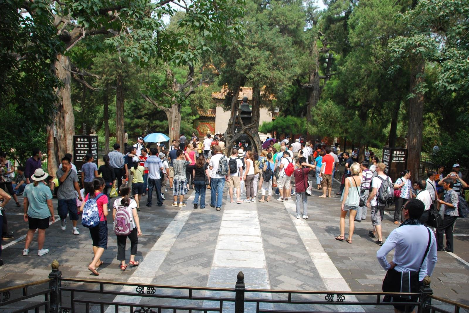 La ciudad prohibida v el jard n imperial for Jardin imperial