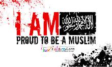 Proud being a MUSLIM