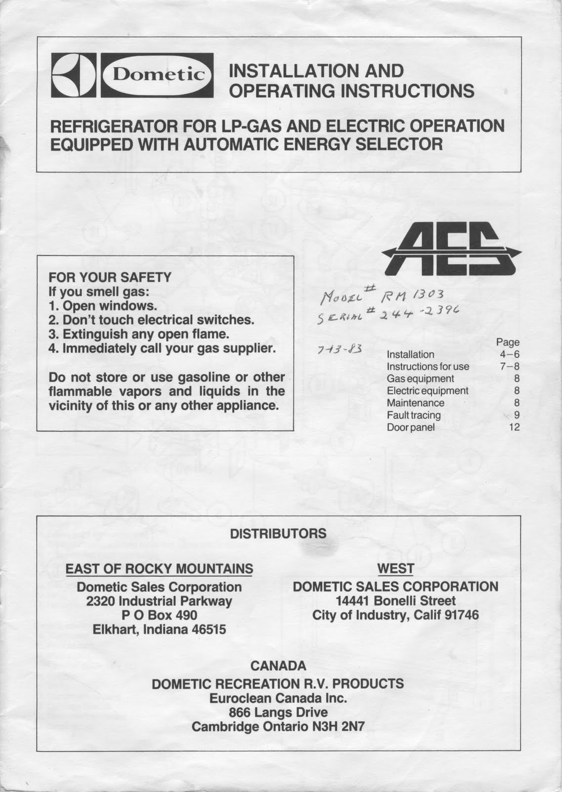 dometic a c owners manual how to and user guide instructions u2022 rh taxibermuda co dometic parts manual dometic rv refrigerator repair manual