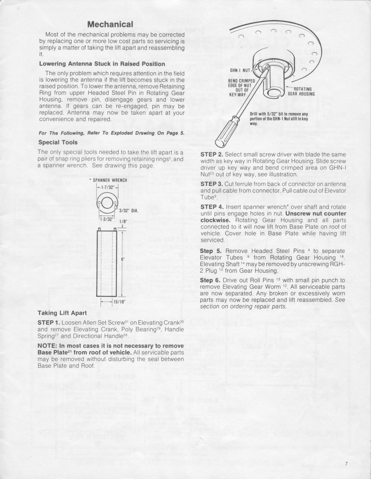 Rv Repair Manual