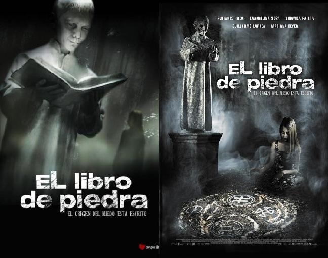 EL LIBRO DE PIEDRA 2009 el origen del miedo esta escrito...ah regresado