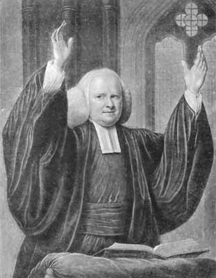 George Whitefield S Letter To John Wesley