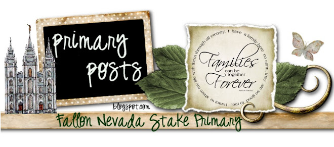 Fallon Nevada Stake Primary