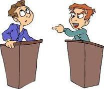 Regole Dibattitori e Moderatori