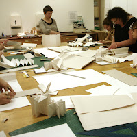 workshop at leeds city art gallery