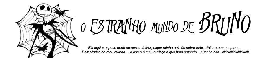 O Estranho Mundo de Bruno