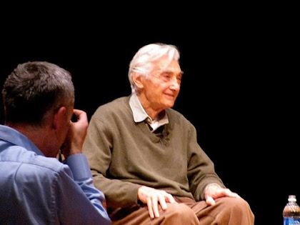 "Howard Zinn, author of ""A People's History of the United States"""