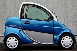 elettrica electric car lithium ion