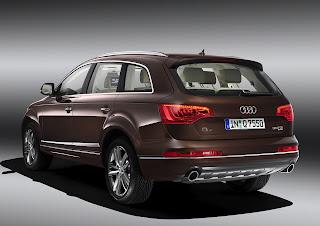 2010 Audi Q7 5