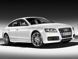 2010 Audi S5 Sportback Front Angle Picture