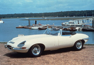 61 jaguar e type