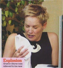 Celebrity sneeze 6 | Social Page Mark