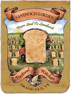 Have you visited the sandwich garden?